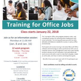 USES – Training for Office Jobs