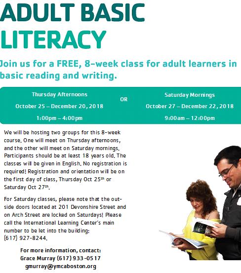 Basic Literacy Class